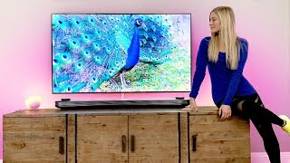 The thinnest TV ever! LG OLED AI TV