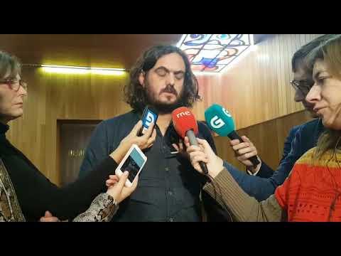 """Antón Sánchez: """"O primeiro é poñer data para votar; logo faranse outras valoracións"""""""