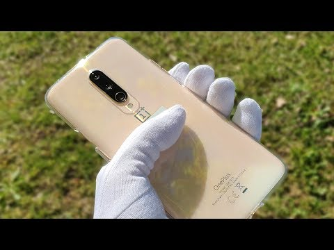 """OnePlus 7 Pro """"Almond Edition"""" Unboxing - Best Value Smartphone? Fortnite Battle Royale Gameplay"""