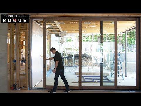Large Sliding Glass Doors in Frisco
