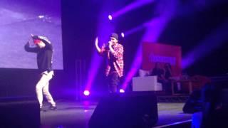 Jai Waetford Lady In A Glass Dress - Amplify Tour Brisbane Convention Centre Qld. 9/4/15
