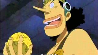 One Piece: Usopp and Nami Funny Moment