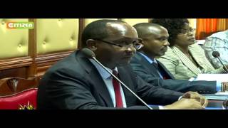 VIDEO: Tharaka Nithi Governor grilled for the third time