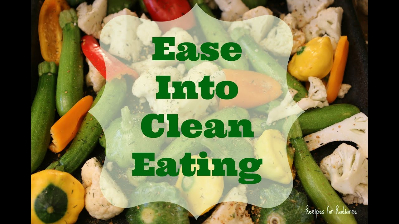 Ease into Clean Eating *Low-glycemic meal plan* *2-week Natural Detox* -  YouTube