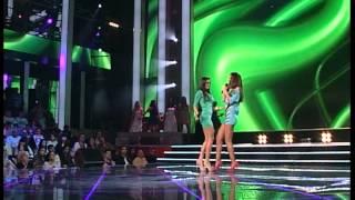 Emisija 25 - Jadranka Barjaktarovic i Milica Pavlovic - Laka - Zvezde Granda 2011/2012