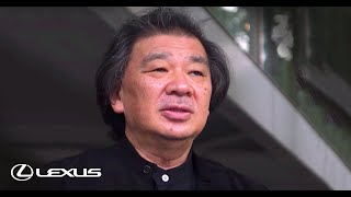 Lexus Design Award 2018 | Interview with Shigeru Ban