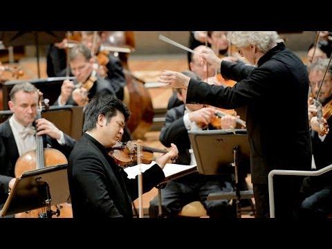 Prokofiev: Violin Concerto No. 1 / Kashimoto · Rattle · Berliner Philharmoniker