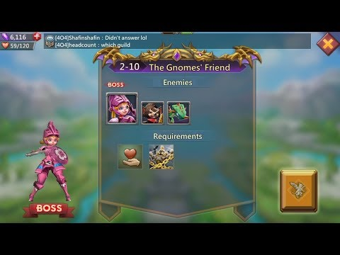Lords Mobile Challenge 2-10