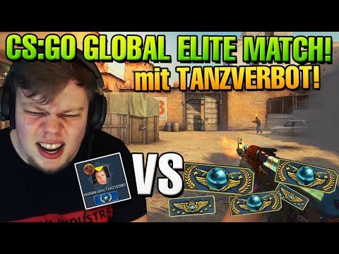 CS:GO mit Tanzverbot vs. Global Elite! Wie kam es dazu?