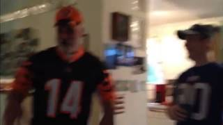 Repeat youtube video Dad's Bengals Surprise