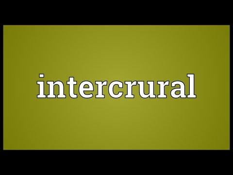 Header of intercrural