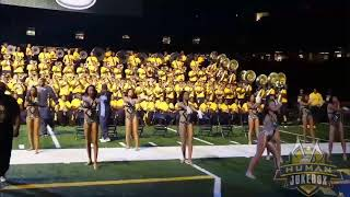 Bayou Classic Battle of the Bands over the Years