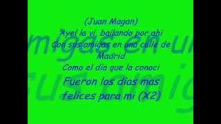 Bailando por ahi (Ayer la Vi RMX) Juan Magan ft. Pitbull y El Cata