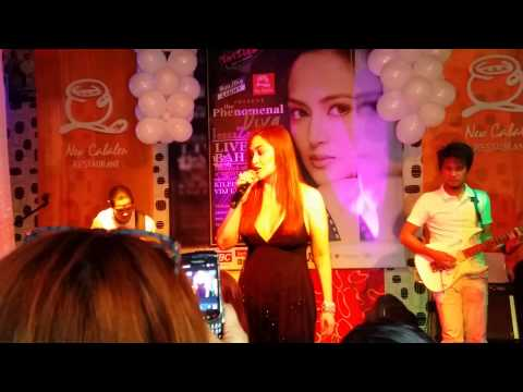 JESSA ZARAGOZA - LIVE IN TWISTER BAHRAIN (part-1)