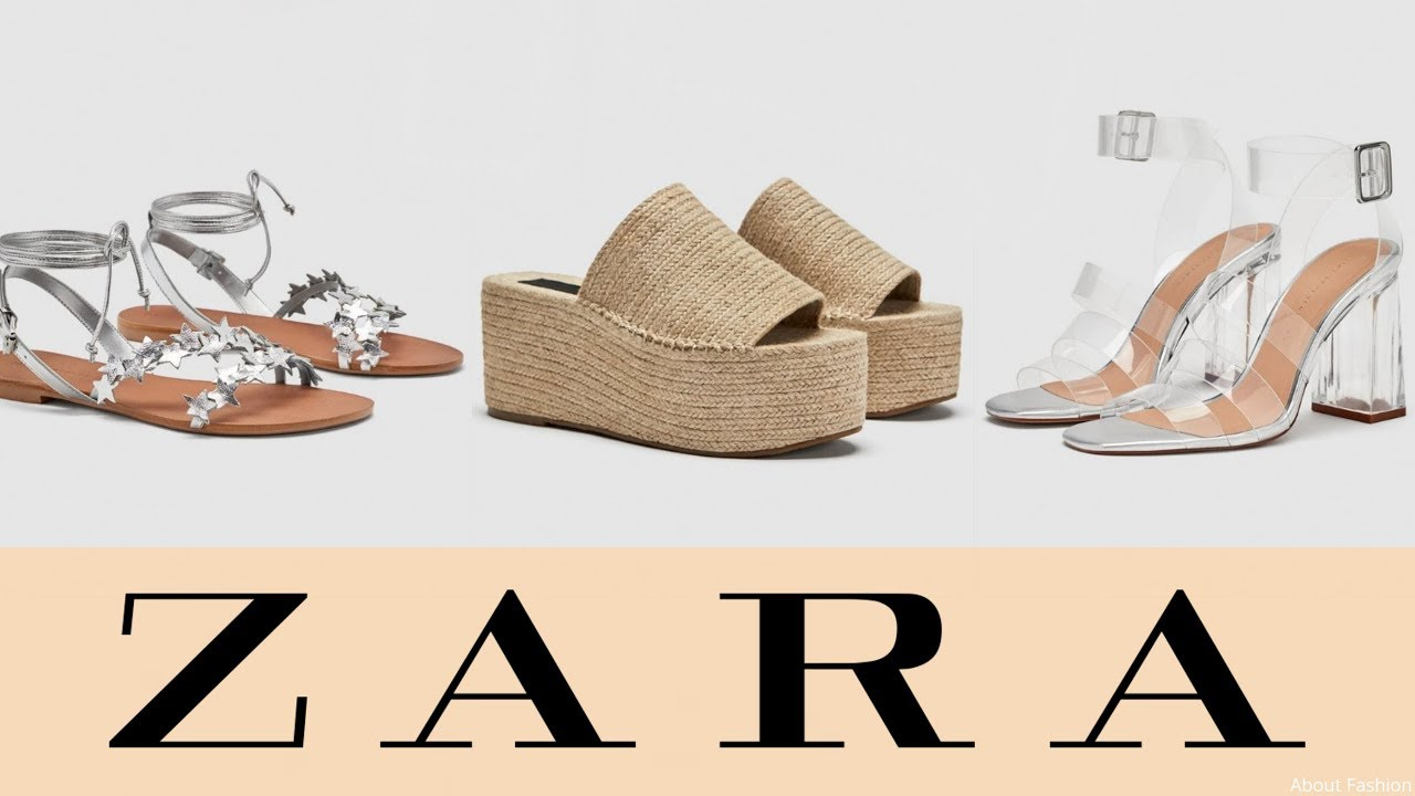 Nuevos Zapatos De Verano De Zara Moda 2018 De Calzado Mujer Sandalias Cuñas Y Más Summer Shoes Youtube