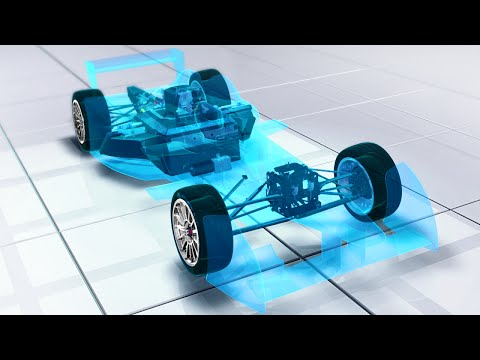 How Do Electric Formula E Cars Work? - Season 2 Tech Explained