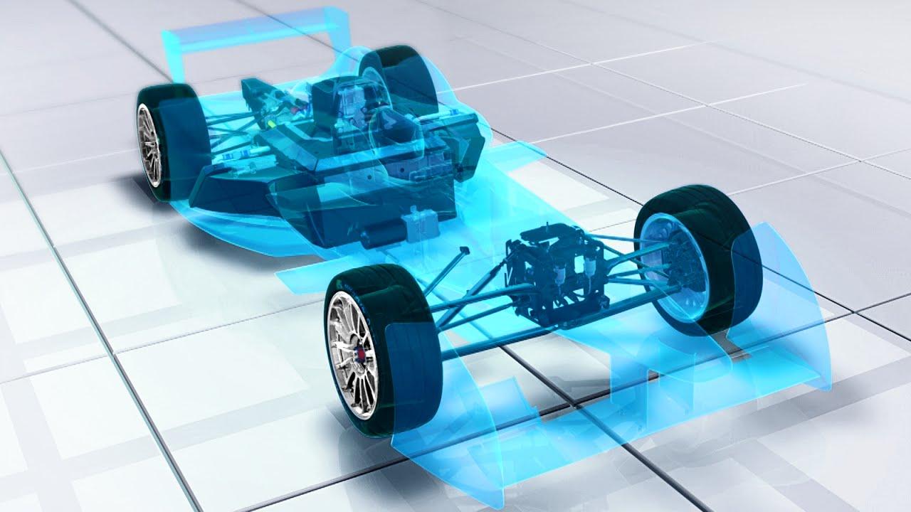f1 car diagram basic [ 1280 x 720 Pixel ]