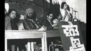 Shiv Kumar Batalvi - Maye ni maye main ek