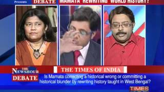 Debate: Mamata Banerjee 'rewriting' world history?-1