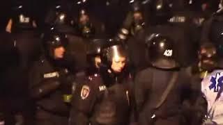 Штурм администрации Януковича Как это было