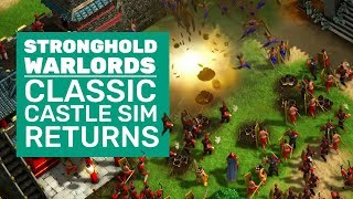Stronghold: Warlords Gameplay | Classic Castle Sim Returns
