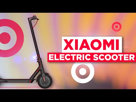 24 часа на электросамокате Xiaomi Mi Electric Scooter M365