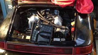 Panne moteur Porsche 964