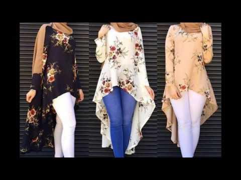 f22dea1f7 HIGAB FASHION STYLE 2017 ملابس محجبات صيفية رائعة - YouTube