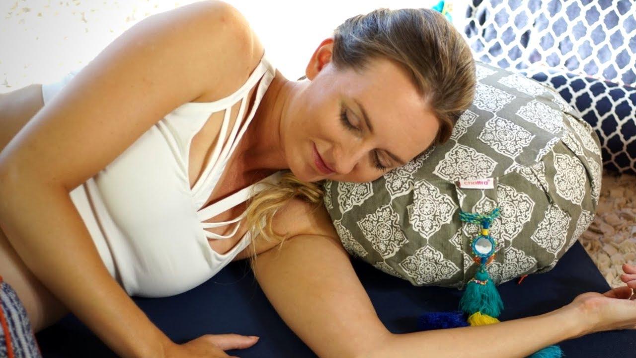 Guided Yoga Nidra Sleep Meditation Fall Asleep Bedtime Yoga Youtube