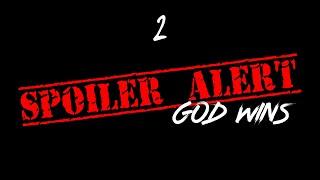 Spoiler Alert - Week 2