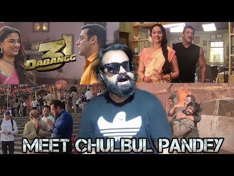 SALMAN KHAN'S DABANGG 3 | MEET CHULBUL PANDEY | REVIEW | REACTION | SALMAN KHAN vs KICHCHA SUDEEP Mp3