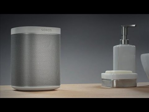 Mossberg: Sonos Offers High-Fi Sound, Wi-Fi Connection