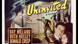 """The Uninvited"" - Awesome Classic Haunted House Movie"