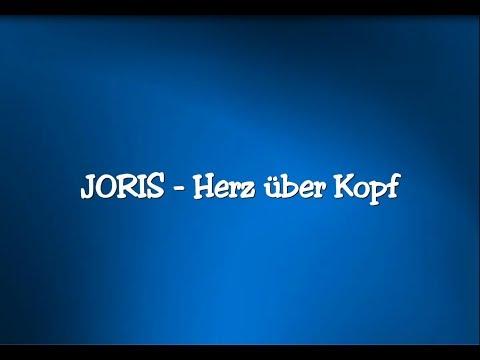 Joris - Herz über Kopf - Lyrics