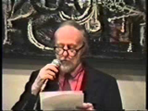 Richard Pousette-Dart speaking on Art