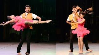 Performance By Teriya & Skipper - Omkar, Arun Memorial Nite-4 In Hk.2014