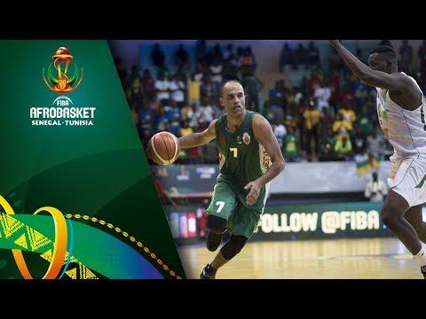 Central African Republic v Morocco - Full Game - FIBA AfroBasket 2017