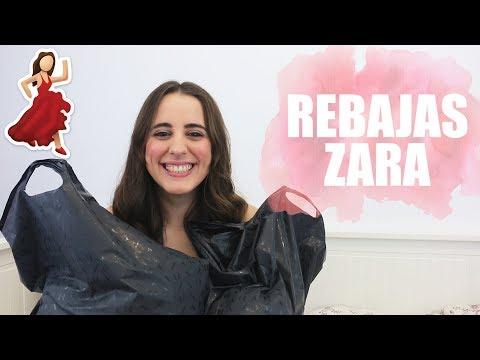 HAUL REBAJAS VERANO 2018 ZARA | Me Myself My Wardrobe
