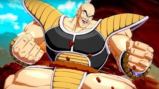 CON NAPPA | DRAGON BALL FIGHTER Z RANKEDS