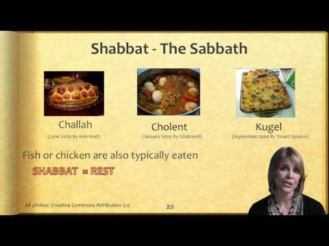 Jewish Food Customs