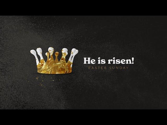 Easter Sunday Worship LIVE!