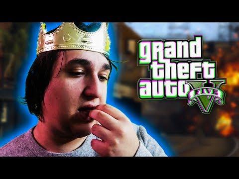 UKUS SMRDLJIVIH CARAPA :( ! Grand Theft Auto V - Lude Trke (BeanBoozled) w/Cale