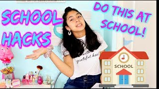 SCHOOL Life HACKS!!! B2cutecupcakes