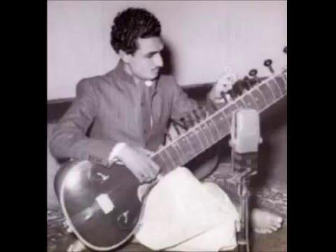 Abdul Halim Jaffer Khan- Sitar- Live from Afghanistan