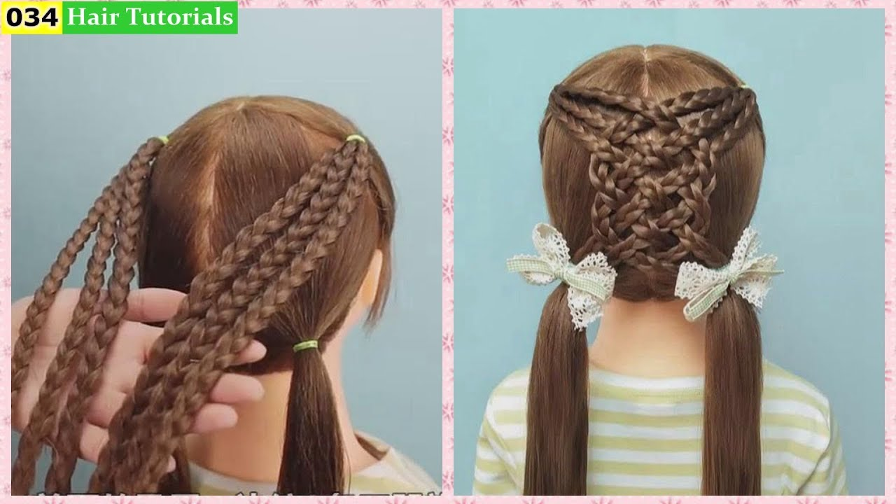 Step By Step Diy Weave Braid Tutorial Fancy Basket Braided