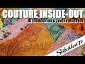 Couture Inside-Out at The Fashion & Textile Museum - Sewing Vlog