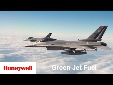 Honeywell Green Jet Fuel | Renewable Fuel Solutions | Honeywell
