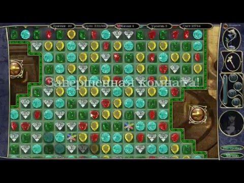 Игра Джевел матч 4 геймплей Jewel Match 4 gameplay