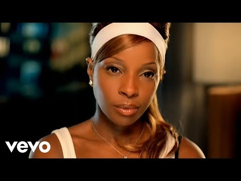 Клип Mary J. Blige - Be Without You