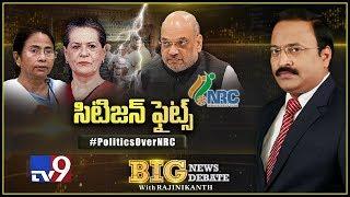 Big News Big Debate : Politics Over NRC - Rajinikanth TV9